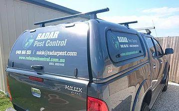 About Radar Pest Control